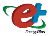 graphic of Energy Plus logo