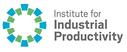 Institute for Industrial Productivity Logo